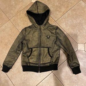True Religion jacket hoodie top 6